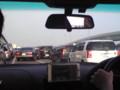 東名合流渋滞