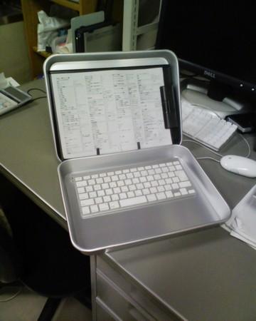 新型MacBookなう