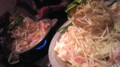 [kommm] 赤と白の鍋ー!