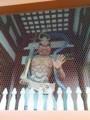 At Asakusa now. Say hi to Niou-sama!