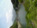 正木ダム美愁湖に来ました