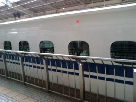 名古屋まで在来線で行くはずだったんだけどな…