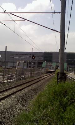 新青森駅( 在来線ホーム)