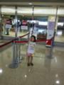 今日のメインイベント、那覇空港お迎えです!