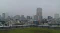 東京は曇り空ですなぁ…