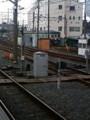 今日のターゲット2。京成3300形青電塗装@京成 津田沼