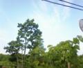 出勤なう 今日はいい天気〜だけど田舎ぁ(-。-;)