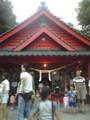 池之上の若宮神社、良かった。来年も行きたい。