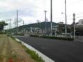 春日井市通過中。だんだんそれっぽくなってきた。