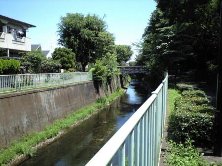浜田山と上北沢の間で迷った。ここはどこ?