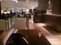 ANA ANAラウンジでソバ食べてます。もうすぐ搭乗です。