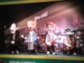 PVの人形はスペシャブースにて。