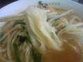 謝謝@戸越公園 サンラー刀削麺