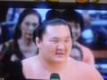 名古屋場所 白鵬優勝。強い。