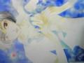 気がついたらまた青い絵描いてた