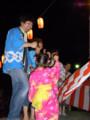 Ino-Brass-Ondo produced by 山中カメラ is new style Bon-Dance. We felt nostalgia & an age of
