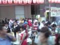 恵比寿駅前盆踊り:ビールや焼鳥