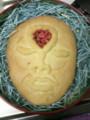 うわさの石仮面クッキー(≧ω≦)