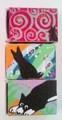 BODY展で見初めたnora3匹…小箱の中身も黒犬です(^_^)