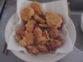 「南極料理人」の影響でザンギを作ってみた。もう少し味付けを濃くし