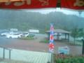 凄い雨!BoAちゃんが日本に来てから東京も雨!明日は台風直撃らしい。