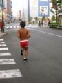 ホノルルマラソンだったかな。。。