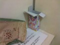 秋葉原駅のトイレで使用済みオナホ見つけたなう。世の中って想像以上