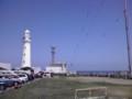 犬吠埼の灯台に登る