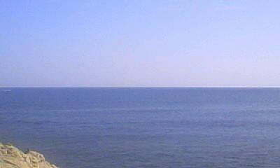 透明度とかは別にして今日なら稲村ヶ崎でもかなり沖行けたなと。素潜
