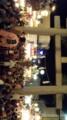 三島大社前の神輿&山車しゃぎりの競り合い!大盛り上がり!写真、初
