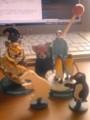 旭山動物園の戦利品。フィギュア可愛いな!また行く機会があったら全