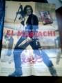 デカいレジェンドオブメキシコのポスターが五枚も出土。当時映画館バ