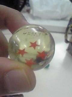 発見したドラゴンボールはMade in Taiwanでした。