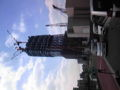建設中の第二東京タワー