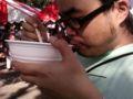 ベトナムフェスでフォー を喰らうオオイのおじさん