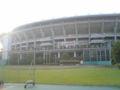 日産スタジアム 横浜国際スタジアム、7年前World Cop 決勝やったなぁ。