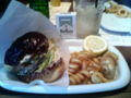 ってわけで、なんとなくハンバーガーを食べにいきました。同じ市内に