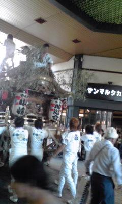尼崎の神輿