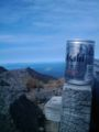 昨日の山頂ビール最高でした^p^