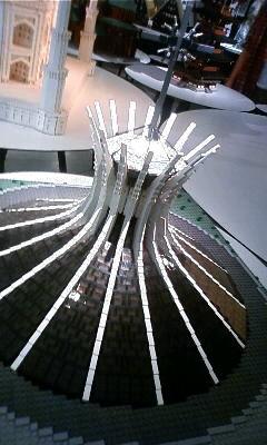 ブラジリアの大聖堂@LEGO世界遺産 ちょう格好良い