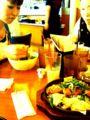 塩谷、yutty%とWIRED CAFE!ガールズトークに花が咲き、真っ昼間からシモ
