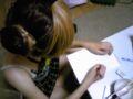 徐倫がパパのエロいの描いてくれてるよ!
