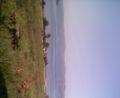 こっちは反対側。 洞爺湖を一周した。