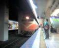 台北駅ナウ。これから世界の車窓からでも紹介されていた平渓線という