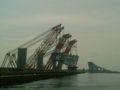 東京湾臨海大橋工事見学なう。