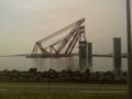 東京湾臨海大橋工事2