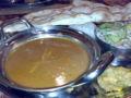 インド(料理)なう インド人店員日本語ペラペラすぎ「誕生日やった