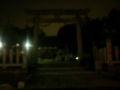 下多良神社。ここの直ぐ北に大谷吉継の首塚と言われる小さなお堂があ