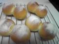 作ったパン