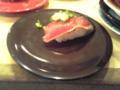 お昼なう 回転寿司って朝から大阪っぽくない